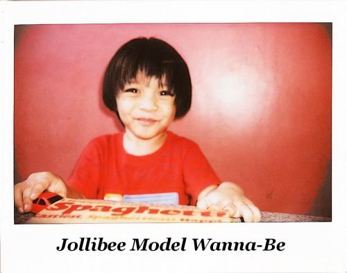 Jollibee, Jollibee spaghettiest, jollibee model