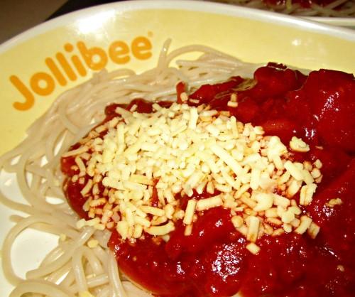 jollibee, spaghetti, cebu, cebu blogger, cebu mommy blogger