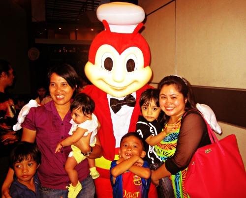 Jollibee, Cebu, Events, Birthdays, Children's Party, Jollibee's 35th Birthday in Cebu